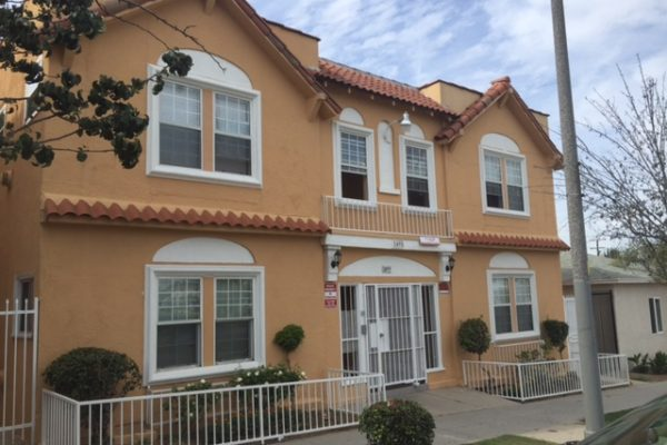 14 Unit Apartment Purchase in Long Beach