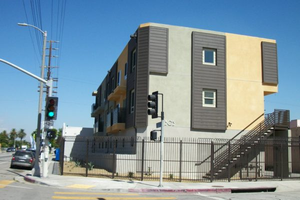 11 Unit New Construction in Los Angeles